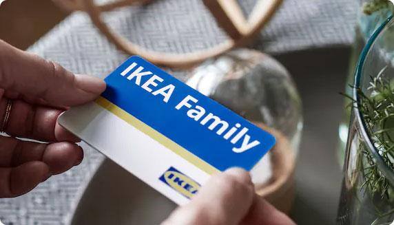 特別価格の購入にはIKEA Familyの入会が必要